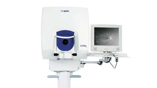 【画像】超広角走査レーザー顕微鏡