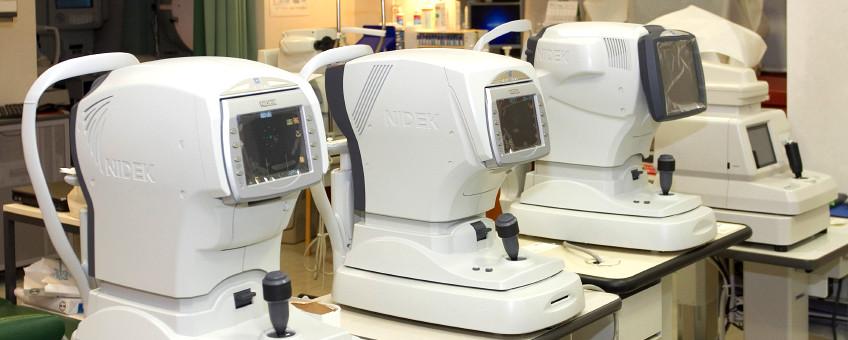 【画像】田村眼科の機器
