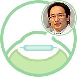 【画像】白内障の手術